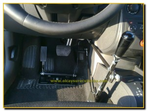 h ehliyet tertibatlı araçla ehliyet ve özel ders verilir